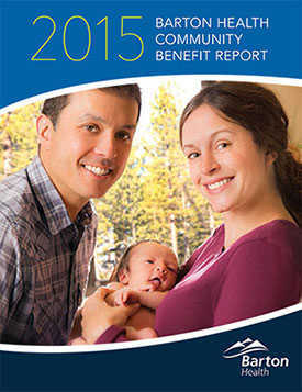 Barton Health Community Benefit Report, 2016