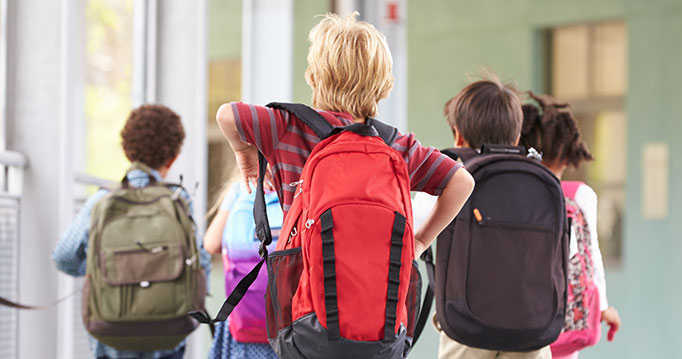 Focus on Healthy Backs for Back-to-School
