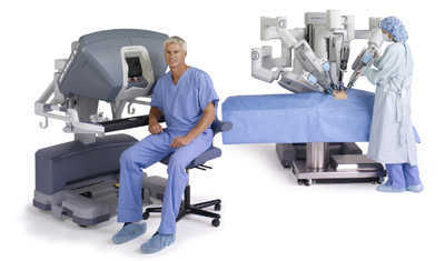 The da Vinci S Surgical System