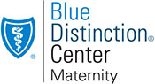 Blue Distinction Center - Maternity Logo