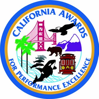 California Awards for Performance Excellence - Prospector Recognition