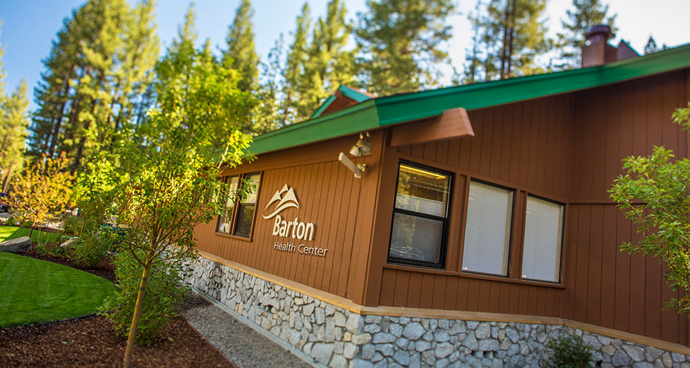 Barton Community Health Center in South Lake Tahoe, CA provides a wide array of medical care from primary care to neurology.