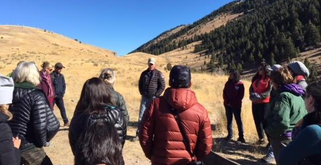 On behalf of Barton Health and the U.S. Forest Service Lake Tahoe Basin Management Unit (LTBMU), Steve Bannar, MD presented on their collaborative wellness outings and prescribing nature as medicine in Jackson Hole, Wyoming on October 24, 2018. Barton Heal