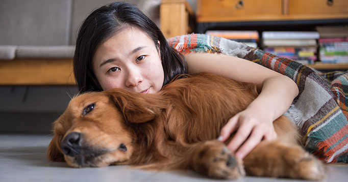 For People With Mental Health Woes, Pets Can Be Invaluable