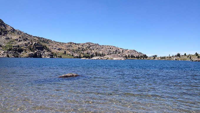 Barton Health | Winnemucca Lake Hike