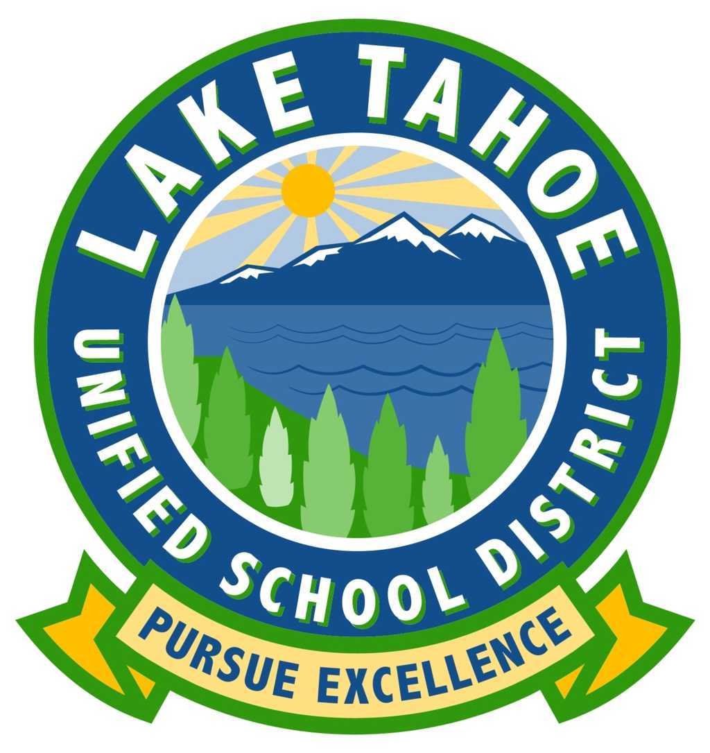 Lake Tahoe Unified School District Logo